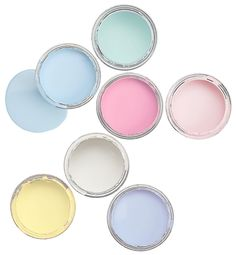 Hue It Yourself: Pastel Pink + Mint Party Color Palette Soft Colors, Pastel Colors, Paint Colours, Pastel Yellow, Palette Pastel, Pastel Shades, Color Stories, Wassily Kandinsky, Color Pallets