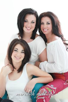 Little Rock Family Portraits - Mother Daughter Glamour Session