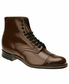 Stacy Adams Shoes, Madison Boots