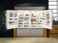 Huge fridge