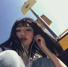 Image uploaded by 𝐋𝐈𝐋𝐀 🦋. Find images and videos about korean and ulzzang on We Heart It - the app to get lost in what you love. Ulzzang Korean Girl, Cute Korean Girl, Cute Asian Girls, Cute Girls, Bts Aesthetic Pictures, Aesthetic Photo, Aesthetic Girl, Selfie Poses, Selfies