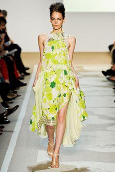 Diane von Furstenberg Spring 2012 Ready-to-Wear - Collection - Gallery - Style.com