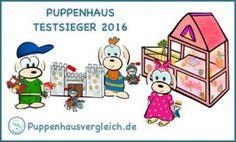 Der Puppenhaus Testsieger 2016 steht fest. Und dieses Jahr gab es nicht nur für Mädchen tolle Häuschen! http://schlappilie.de/puppenhaus-jahresrueckblick/
