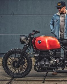 Iron wood BMW
