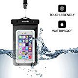 Review for Waterproof Phone Case, BlitzWolf IPX8 Underwater Dry Bag, Universal Durable Touc... - katy chippendale  - Blog Booster