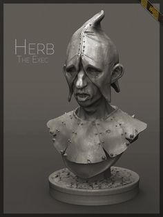 Herb The Exec by Nero-tbs.deviantart.com on @DeviantArt