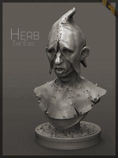 Herb The Exec by Nero-tbs.deviantart.com on @DeviantArt