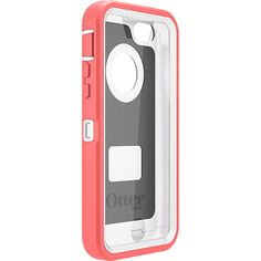 Orange and White OtterBox iPhone Case Iphone 5s Cases Otterbox, Ipod 5 Cases, Cool Iphone Cases, Iphone Decal, Iphone Accessories, Ipad Case, Just In Case, Otter Box, Tech