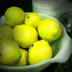 The Many Household Uses for Lemons