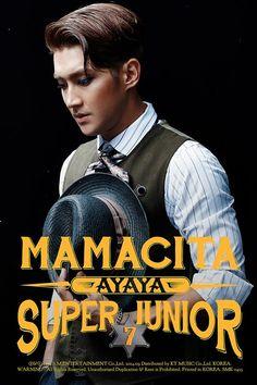 Siwon - Round 3 #MAMACITA #SUPERJUNIOR Teasers!