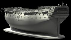 Hello Everyone,                                                    I was wondering if anyone would be willing to donate a bit of their time to offer some advice on a model of a 18th century English warship that I've been working on.                                                     First of all, d...