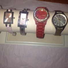 D & G Watch Bundle With Other Brands