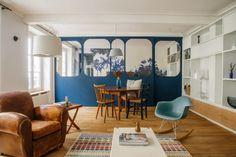 Un appartement rénové pour un couple parisien - PLANETE DECO a homes world