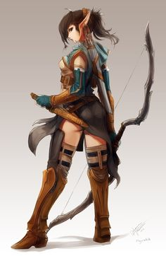 fallen—fighter:  Ranger