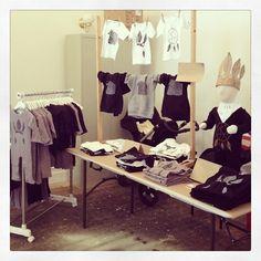 Craft & Market Clothing Stall Display      ***Events + Markets Australia*** www.eventsandmarkets.com.au