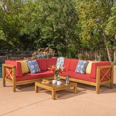 Patton 4-Piece Outdoor Seating Group