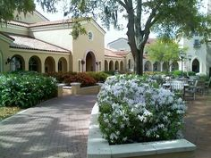 Rollins College in Winter Park, Florida