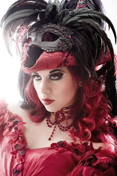 victoriana meets carnival of the damned