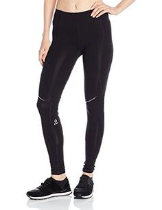 Tasc Performance Women's Cross Country Tight, Black, X-Small