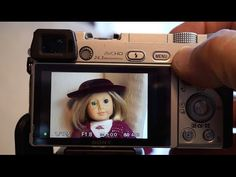Sony A6000 Getting Tack Sharp Focus! - YouTube