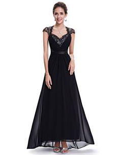 HE09867BK18, Black, 16US, Ever Pretty Bridesmaid Dresses Plus Size 09867 Ever-Pretty http://www.amazon.com/dp/B00EEQFCS6/ref=cm_sw_r_pi_dp_YFK5wb1SH8EBQ