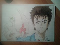 Shinichi Parasyte Kiseiju Pencil