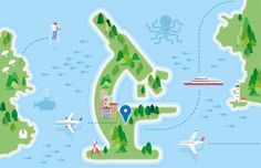 Nature: Global mobility--Science mapped out