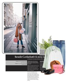 """""""www.galmeetsglam.com"""" by dorotha ❤ liked on Polyvore featuring Frame, MANGO, Acne Studios, H&M, N'Damus, H by Hudson, Spring, outfit and casualoutfit"""