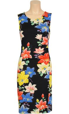 King Louie - Tulip wrinkle dress Fiji