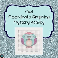 A fun coordinate graphing activity that will not only challenge your students, but will also engage them in their learning!*This product is a fun and great way to have your students practice their coordinate graphing skills.*It can be used at any time during the year, especially after testing or during holidays.*The ordered pairs include decimals such as (6.5, 8.75)*The picture is drawn in the 1st quadrant.*By using the fractional graph paper that is provided, you can differentiate for your…
