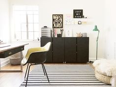 Getting organized in my office with IKEA! | Door Sixteen | Bloglovin'