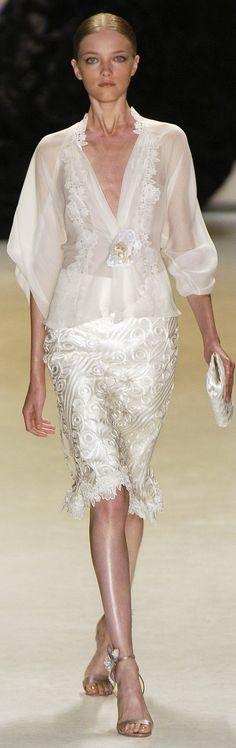 Carlos Miele/¸.•´¸.•*´¨) ¸.•*¨) (¸.•´ (¸.•` ¤ Be Beautiful/ Weddings Ideas for you Cuqui Soto