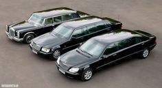 Mercedes Benz cars | The Mercedes Benz S600 Pullman Guard , Presidential Limousines ...