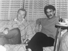 Sirio and Zappa; - Friday, September by Greg Morabito MACCIONIWIRE — Here's a picture of Sirio Maccioni hanging out with Frank Zappa in This photo is included in the forthcoming book A Table at Le Cirque, which comes out next month. Wellington New Zealand, Frank Zappa, Che Guevara, All About Time, Couple Photos, American, Pictures, Mothers, Beer