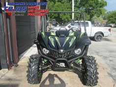 New 2016 Yamaha Wolverine Realtree Xtra ATVs For Sale in Texas. 2016 Yamaha Wolverine Realtree Xtra, This is another amazing custome unit from the Buggy Shop at Tejas Motorsports. We started with a 2016 Yamaha Wloverine anned a 2 inch puck lift, Put some 30 inch Outback Max tshoes with raceline wheels powdercoated the whole mess with some kick *** green to really stand out. We also added our custom decals and overfenders to give that one of a kind look. Only available at Tejas Motorsports…
