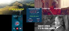 by Kyle de Waal & Morgan Botha. Here's our latest choice of South African ads that've connected and engaged with us during lockdown — Vodacom (Ogilvy Joburg), South African Tourism (MetropolitanRepublic), Spur (99c) and Dunlop (FCB Durban) — plus two honourable mentions, Toyota South Africa (FCB Joburg) and Willowton Group (Ogilvy Durban).