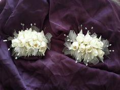 gelin saç çiçeği <3 <3 %100 handmade