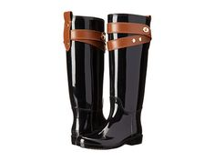 Get the must-have boots of this season! These Coach Black Women's M Talia Rain Boots/Booties Size US 11 Regular (M, B) are a top 10 member favorite on Tradesy. Mud Boots, Snow Boots, Bootie Boots, Crazy Shoes, Me Too Shoes, Coach Rain Boots, Classic Style Women, Black Boots, Rubber Rain Boots