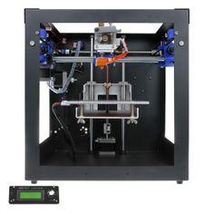 Geeetech Me Creator Printer Extruder Mini Desktop Impressora Assembled with Sanguinololu Board Black Desktop 3d Printer, Best 3d Printer, Diy 3d, Sd Card, Tool Kit, Linux, Espresso Machine, Cool Things To Buy, 3d Printing