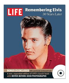LIFE: Remembering Elvis Hardcover