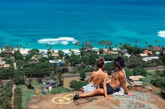 Ehukai pillbox hike Oahu Hawaii - About a 20min hike with amazing views of Pipeline on The North Shore - Cosmos Companions