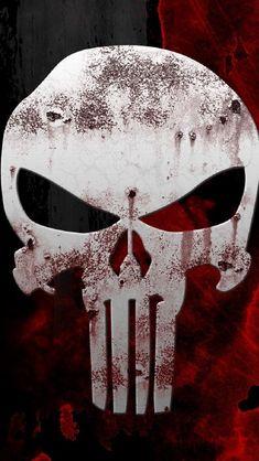 1495 The Punisher Skull Hot Comics Print Art Silk Wall Poster Punisher Marvel, Logo Punisher, Marvel Vs, Marvel Dc Comics, Marvel Heroes, Punisher Tattoo, Captain Marvel, Punisher Symbol, Marvel Logo