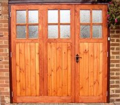 Beau Garage Door Wicket / Pedestrian Door