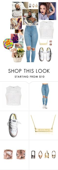 """""""🌹 Shella 🌹 Visiting Finn at the hospital ❌ Description ❌"""" by queenofwrestling ❤ liked on Polyvore featuring Brooks, Ally Fashion, Converse, Carolee, imagine, WWE, finnbalor and shellaguerrero"""
