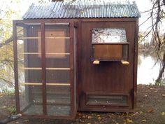 Pigeon Loft - Windows Closed photo