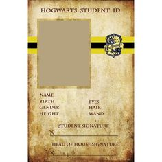 Slytherin ID Resources Pack ❤ liked on Polyvore featuring hogwarts and hp