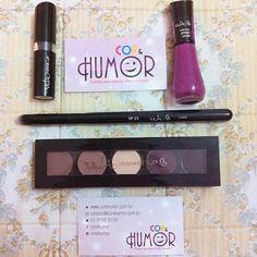 Resenha produtos da Vult (paleta de sombras, esmalte, batom e pincel) - Tamaravilhosamente