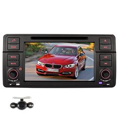 Special Offers - NAVISKAUTO(TM) 7 Inch Wince 6.0 Dash Single Din Car DVD Player Stereo Touch Screen GPS Navigation for BMW 3/E46 Series Support iPhone 6Plus/6/5 Input BT FM AM SW-Control and Rear Camera (W1117Y0801) - In stock & Free Shipping. You can save more money! Check It (July 14 2016 at 12:51PM)…