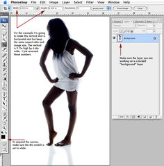 White Seamless Tutorial :: Part 4 :: Simple Changes In Post Production.  Zack Arias