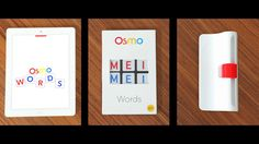 How to Play Words for Osmo Use Of Technology, Educational Technology, Pre School, Back To School, Hidden Words, E Words, Helping People, Lettering, Play